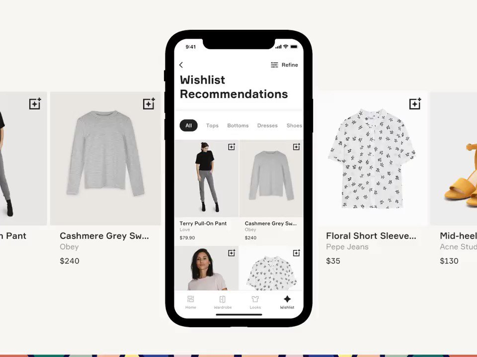 Combining your favorite clothing styles along with whats already in your closet to recommend new clothes. Mind blown? Ours too. metalab.co/projects/finery