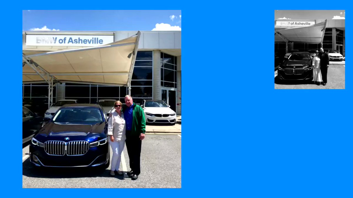 Asheville Car Dealerships >> Bmw Of Asheville On Twitter Congrats To Mary John On The