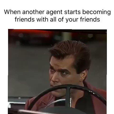 Don't talk to them.