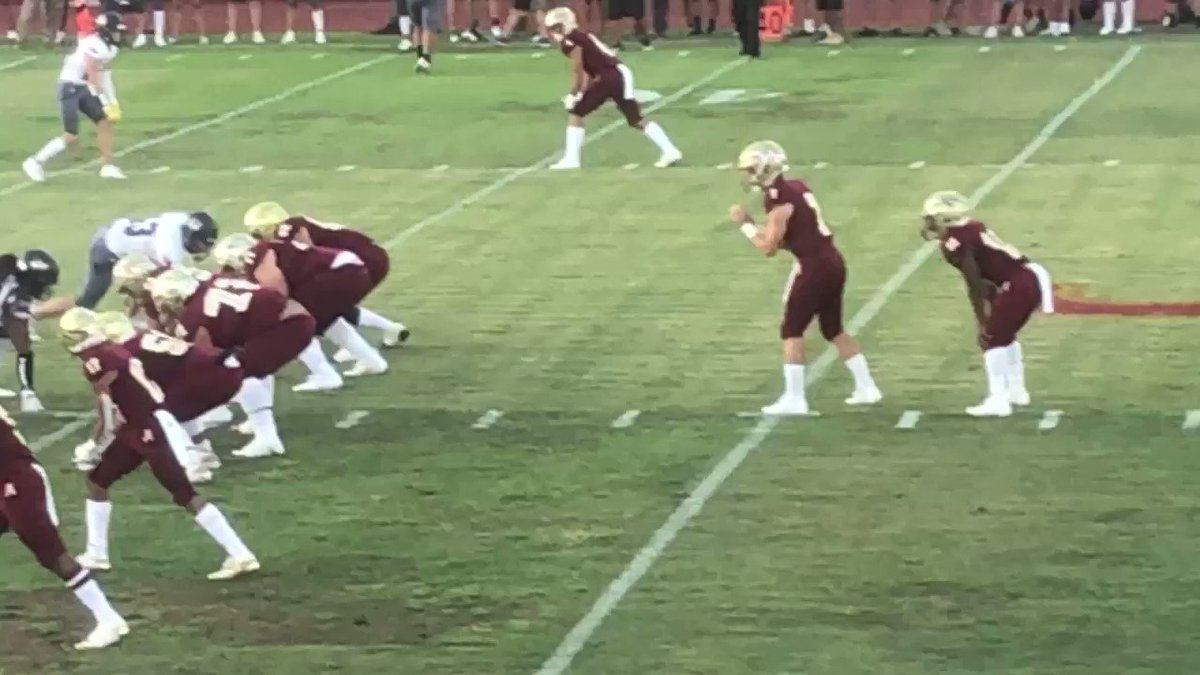 Bishop Alemany gets its football season off to a flying start in 62-36 win