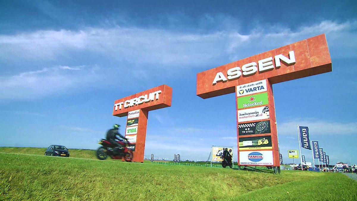 GAMMA Racing Day van start gegaan op circuit Assen