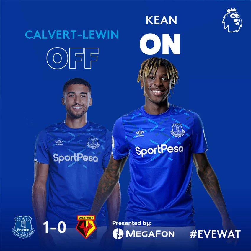 @Everton's photo on Moise Kean