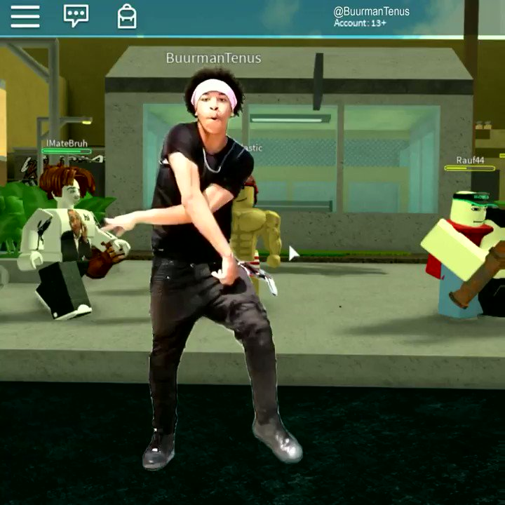 roblox the streets