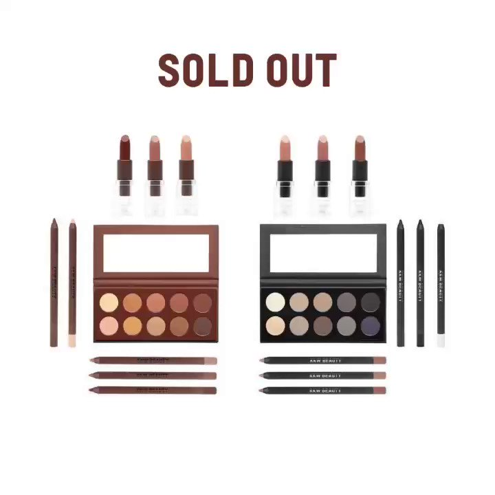 The Mattes Collection Bundle, Cocoa Bundle, 90's Glam Lip Liner & 90's Supermodel Lip Liner are sold out!!! We still have individual items available to shop at  http://KKWBEAUTY.COM   #KKWBEAUTY