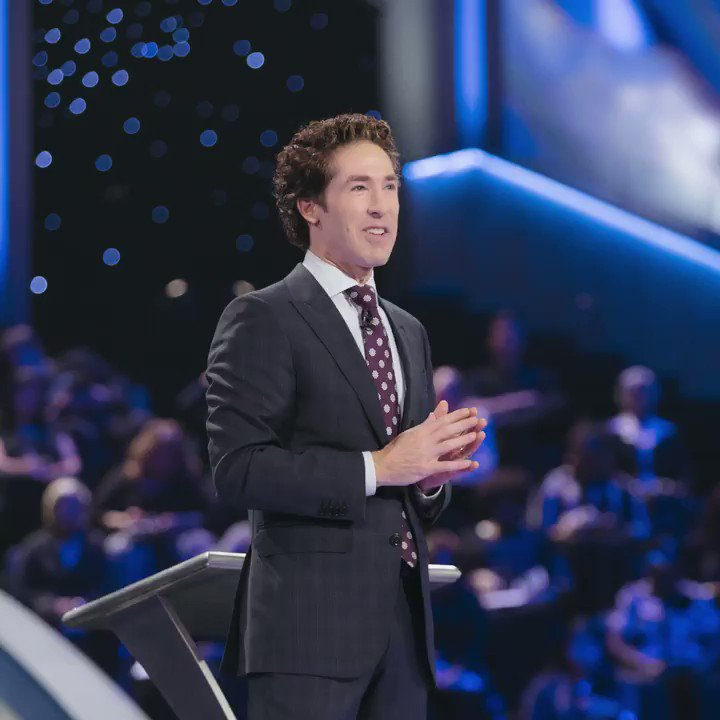 """God is not intimidated by what you're facing, by how bad it looks, by how rare it is. He's a very present help in times of trouble. Watch Joel's new message this morning on Podcast! """"Make the Switch"""": http://c.osteen.co/Apodcast"""