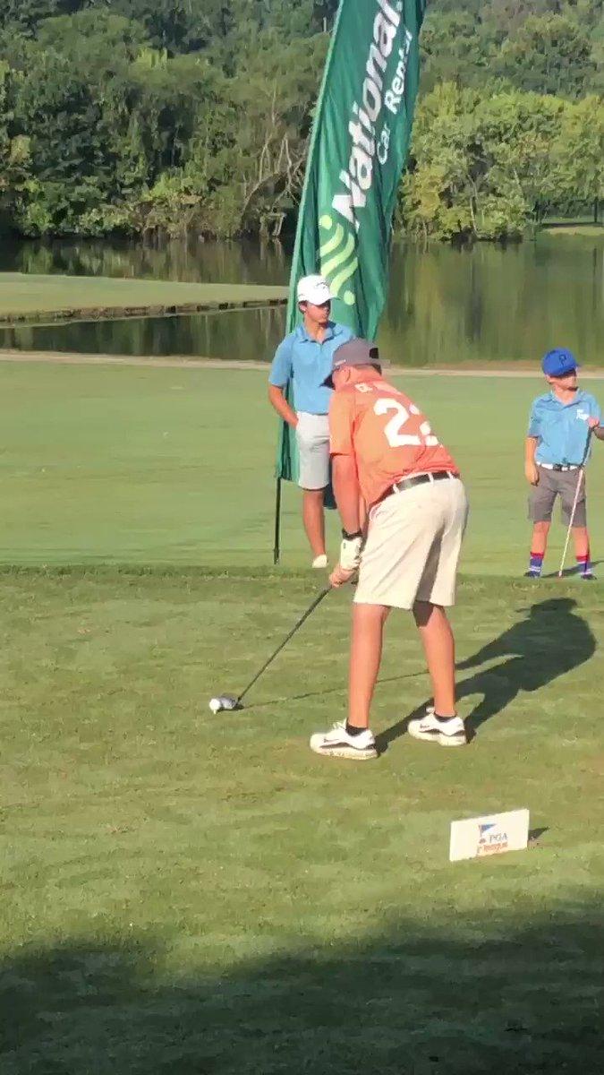 Day 2 of the PGA Junior League Section Championship has begun! @PGAjrLeague @NationalPro #tnpga