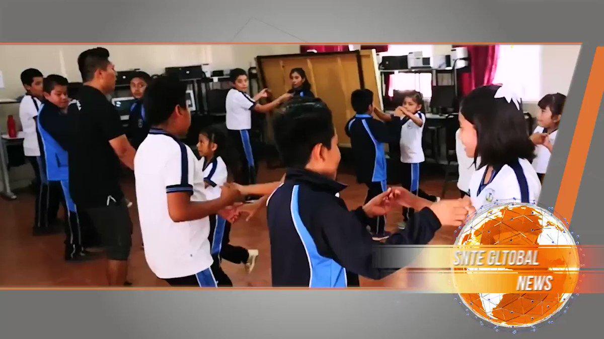 #SnteGlobal 🇲🇽🌎 🕺💃Physical education in school at the rhythm of cumbia dance 👉Method of an SNTE professor who inspires 💯✅ #FelizDomingo CDMX #KMJS あな番 #cpfc #関ジャム #feyutr #CHELEI #1KürtçeSöz #あなたの番です Ndidi #IdolsSA 田宮さん #الدفه_ترعي_الشباب #乃木坂工事中