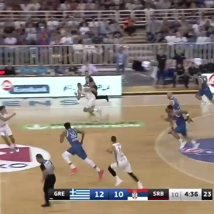 Video: Giannis Appears To Be Ready For The FIBA World Cup
