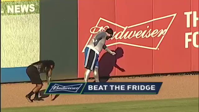 """Beat The Fridge"" is the best promotion in baseball (SPOILER ALERT: You can't beat The Fridge)"