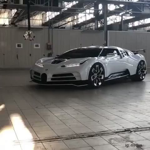 The all new 1/10 made Bugatti Centodieci