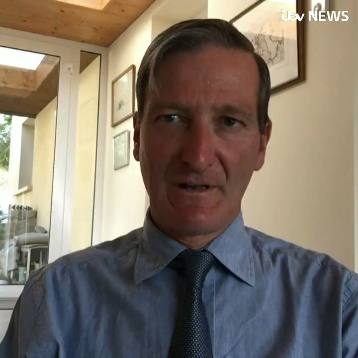 Conservative MP Dominic Grieve says hes not at all surprised by Operation Yellowhammer leak and Boris Johnson continues to make threats about leaving...which would in fact create a major and serious crisis which would effect everybody in this country in their daily lives.