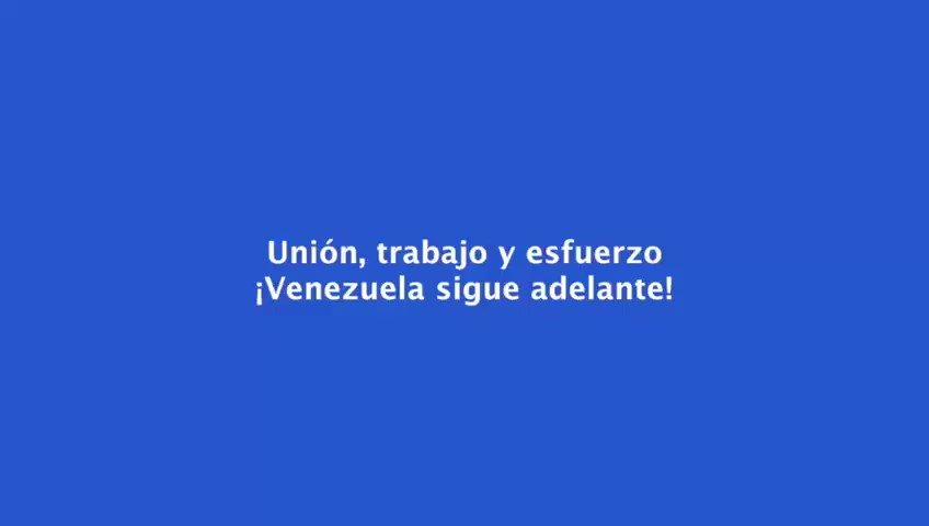 Si hace 200 años la independencia fue política conquistada con las armas, hoy la independencia es económica, espiritual y cultural, forjada en Paz, con nuestro esfuerzo y voluntad. ¡Viva la Venezuela Próspera y Productiva!