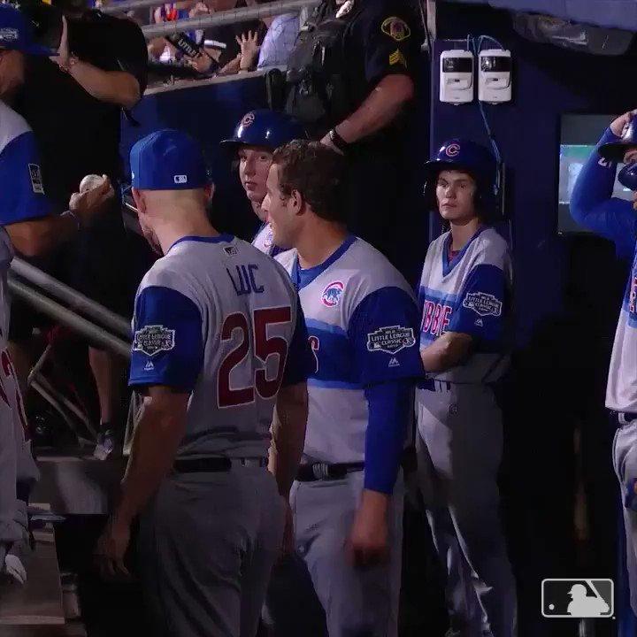 Cubs ride LL Classic magic to big series win