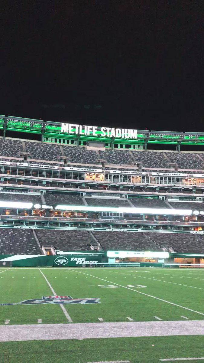 New York Jets @nyjets