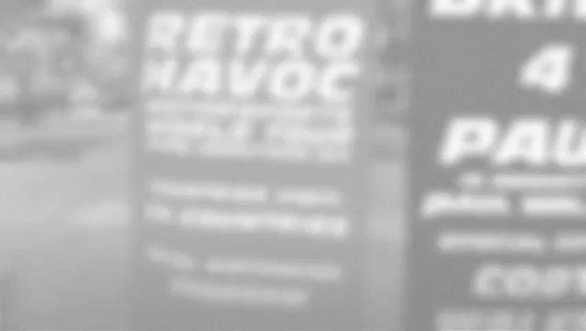 Image for the Tweet beginning: VM2020 RETRO HAVOC WORLD TOUR