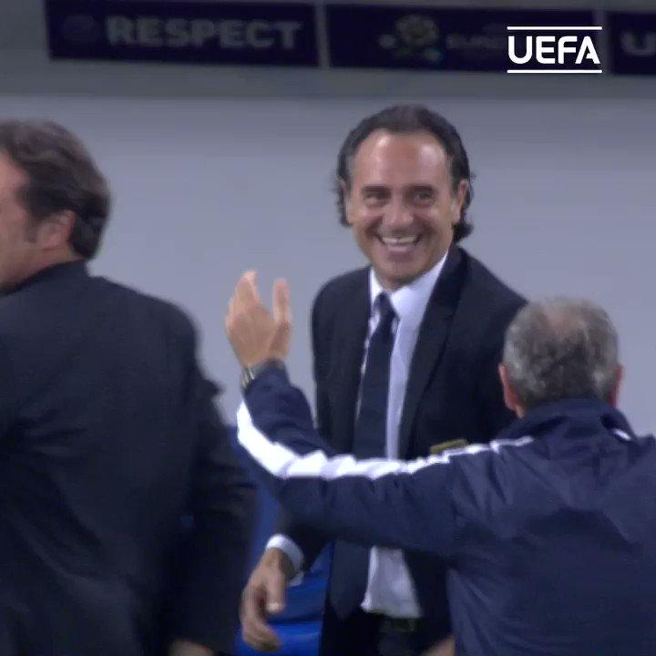 🇮🇹 Buon compleanno a Cesare #Prandelli, vice-campione dEuropa con l#Italia nel 2012 🥈