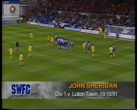 What a beauty. #SWFC