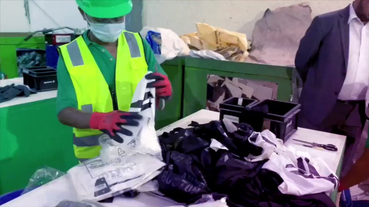 US IP Attaché for MENA and the US Mission in UAE support Dubai Customs' enhanced efforts to destroy counterfeit goods entering UAE. #Stopfakes