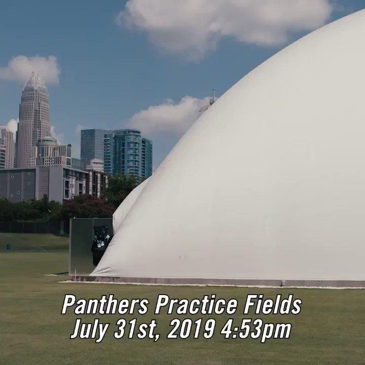 Carolina Panthers @Panthers