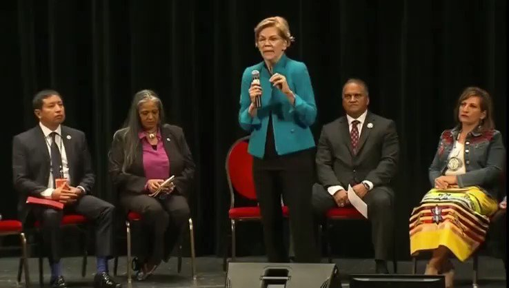 """THIS is what the media is calling an apology? Elizabeth Warren didn't mention anything about her years of deceitful lies about her """"Native American heritage"""" or what that """"harm"""" was! She's just hoping everyone moves on - half-baked and insincere apology! https://t.co/5NLLNcmPiW"""