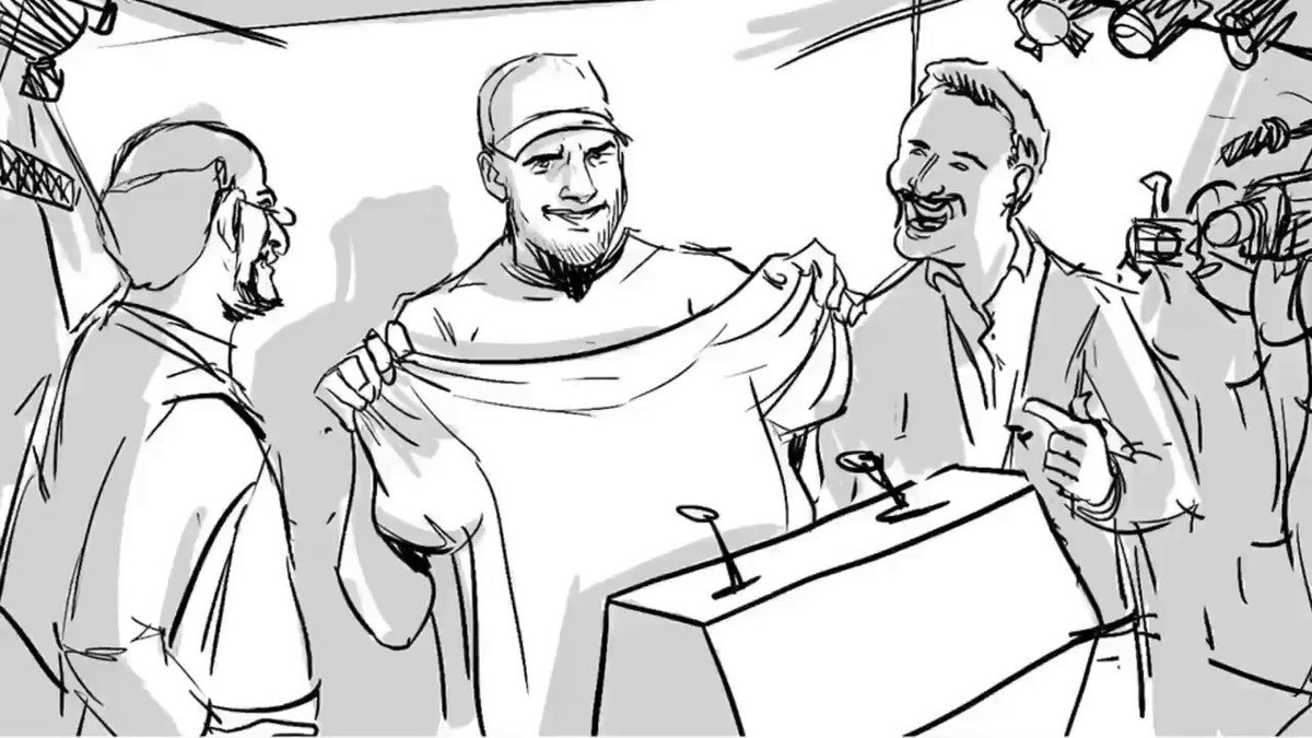 Awesome illustrations by @AlvarezStudioNY really enhanced the Brett Favre oral history.   https://t.co/HuDh8IdFrx https://t.co/HYOESZfZET