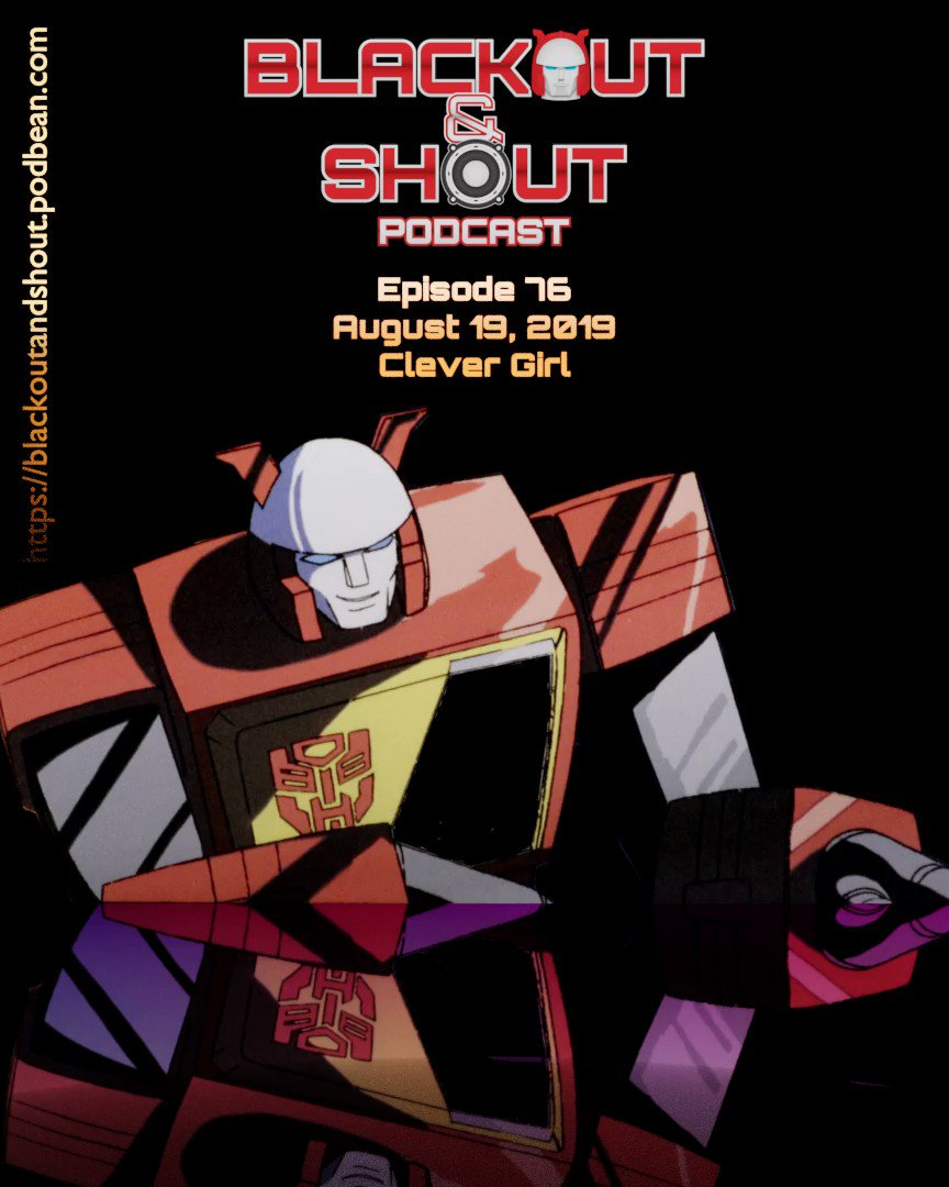 New episode uploaded!http://b.link/E076#transformers #podcast #podcasts #podcasting #podcastlife #itunes #podcaster #comedy #spotify #toys #comics #geek #nerd #gamer #actionfigure #autobots #decepticons #optimusprime #toycollector #transformersg1