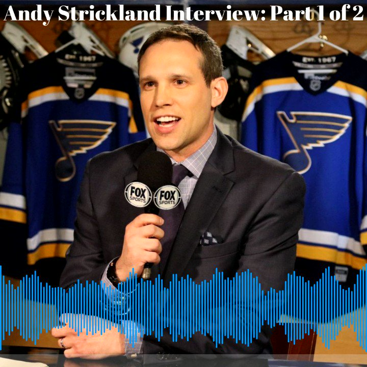 Episode 20: We interview Blues reporter, radio personality, AAA Blues coach, and true Gateway Grinder, Andy Strickland. @andystrickland A great episode and we truly hope you guys like it. Look for part 2 Thursday! podcasts.apple.com/us/podcast/gat…