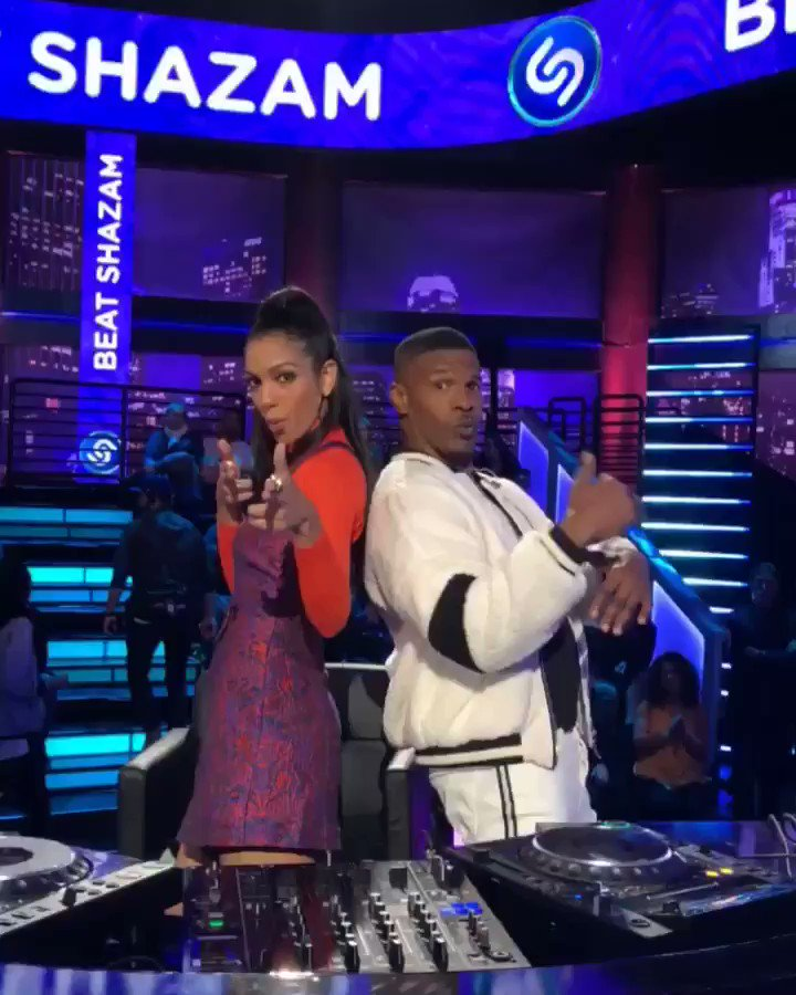 @iamjamiefoxx's photo on #BeatShazam
