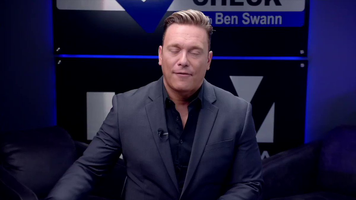 Image for the Tweet beginning: Ben Swann takes a look