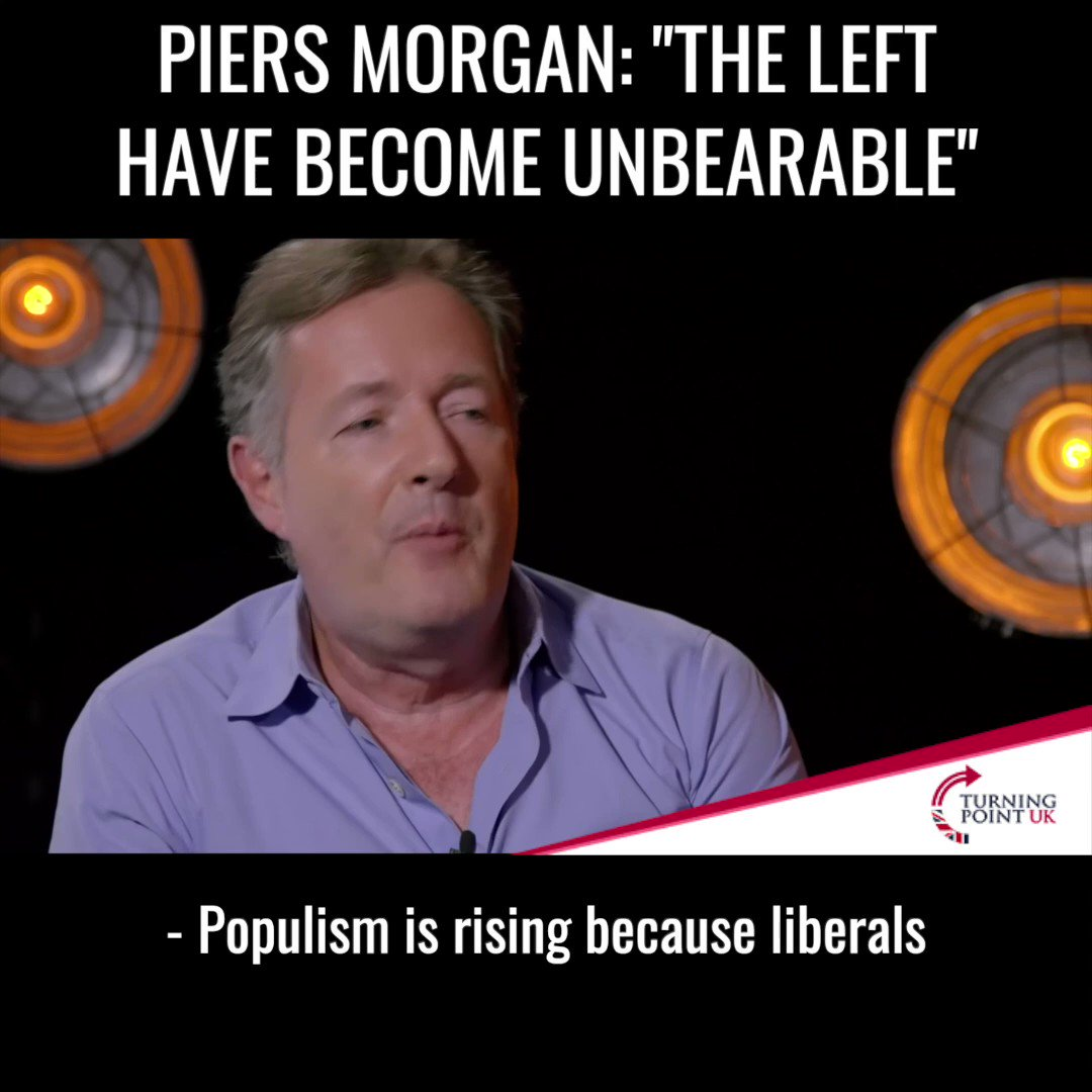 @TPointUK's photo on Piers Morgan