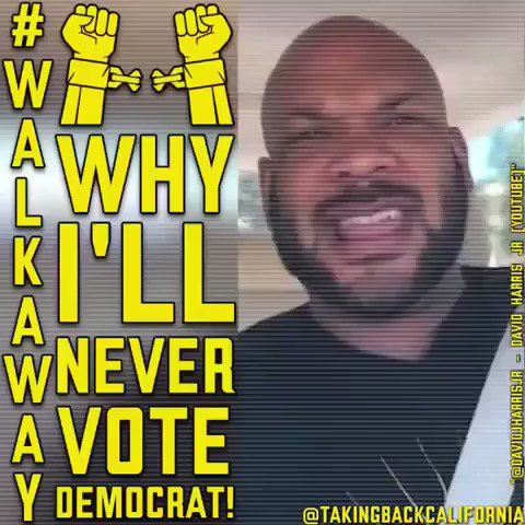 So blacks must vote Democrat huh? Well I decided to think for myself, and this is what I believe... #iSupport45