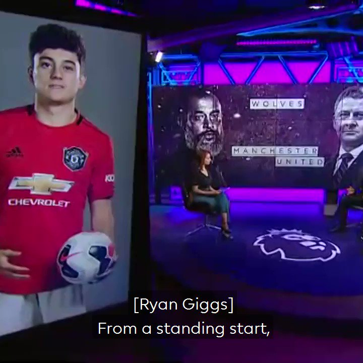 """""""Daniel James signing was a no-brainer""""Ryan Giggs on @ManUtd's exciting young winger"""