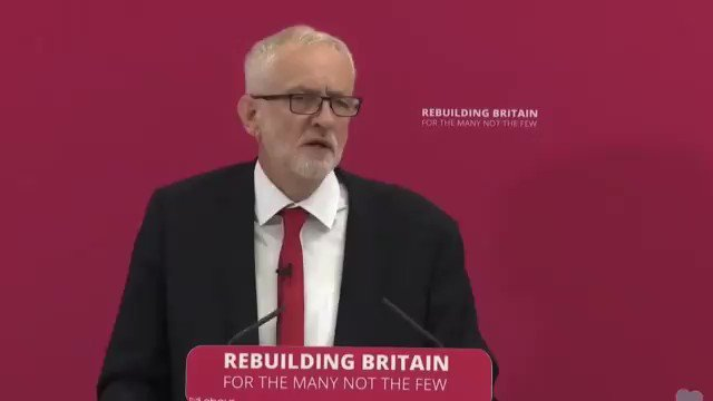 "Corbyn slams MSM for failing to hold Tories to account, even after a UN report said they put millions in poverty. ""If that had come out under a Labour Gvnt., every media outlet in the land would condemn us: where's the voice against Tories?"" #FALLIN4CORBYN https://t.co/mjoEjVmkvh"