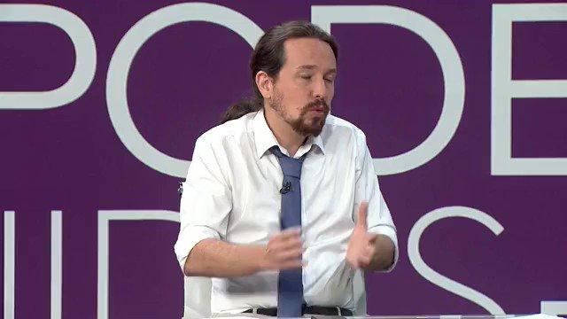 #IglesiasA3N  Iglesias: Cuando no has aprobado el examen en julio lo lógico es no irte de vacaciones en agosto atres.red/bzib65