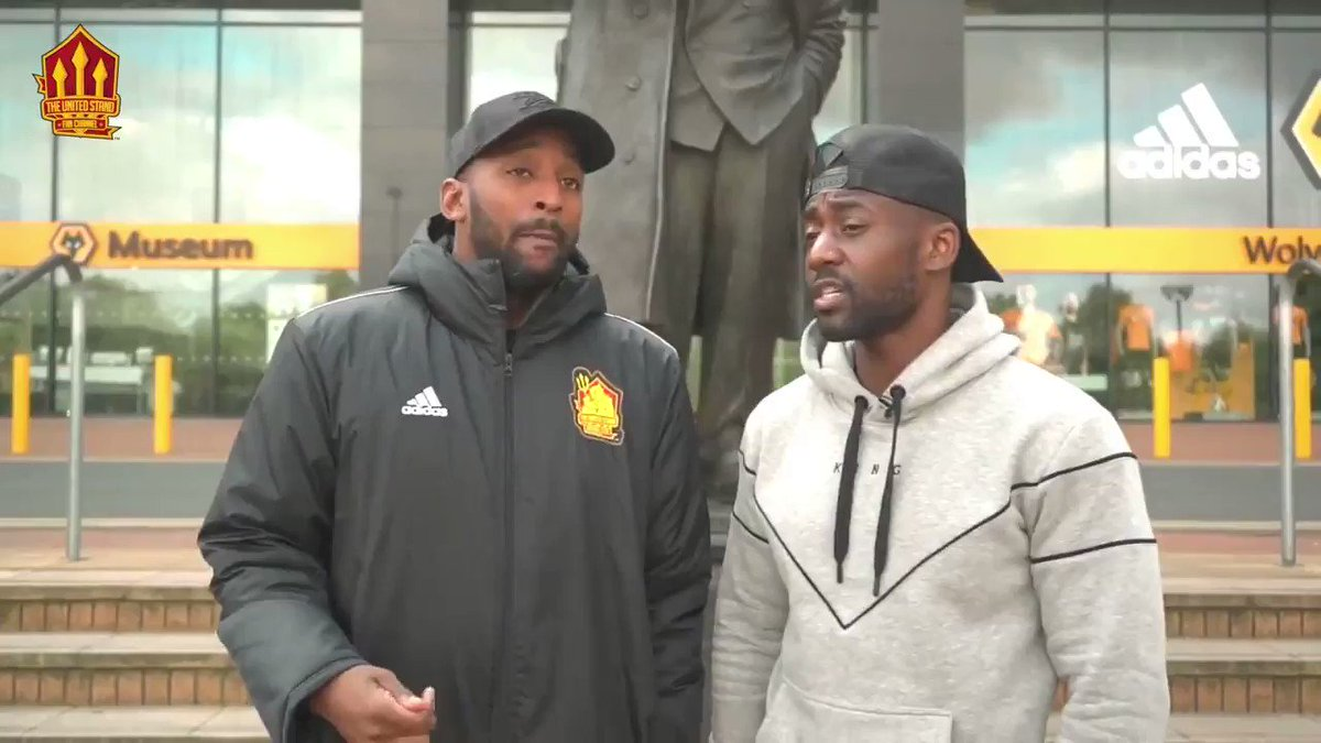 We have to stand strong! Not just as United fans or football fans, but as HUMAN BEINGS! 💪🏾 Flex & @rantsnbants__ Full Show here 👉🏾👉🏾👉🏾👉🏾👉🏾 youtu.be/PIFRcqDLA28 #mufc @ManUtd @Wolves @adidasfootball @FRESHEGOKIDLTD