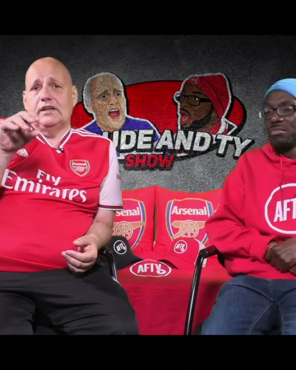 CAN ARSENAL GET A RESULT AT ANFIELD? @ClockEndTai believes that Arsenal WILL get a result against Liverpool this week… What is your prediction? #Arsenal #Liverpool #AFC #AFTV Full Video - youtube.com/watch?v=VzFB3r…