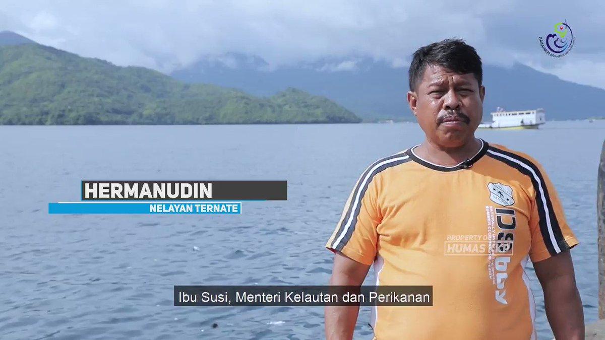 Ikan melimpah Pasca Moratorium di Ternate, terima kasih Menteri Susi. #DukungSusi2Periode