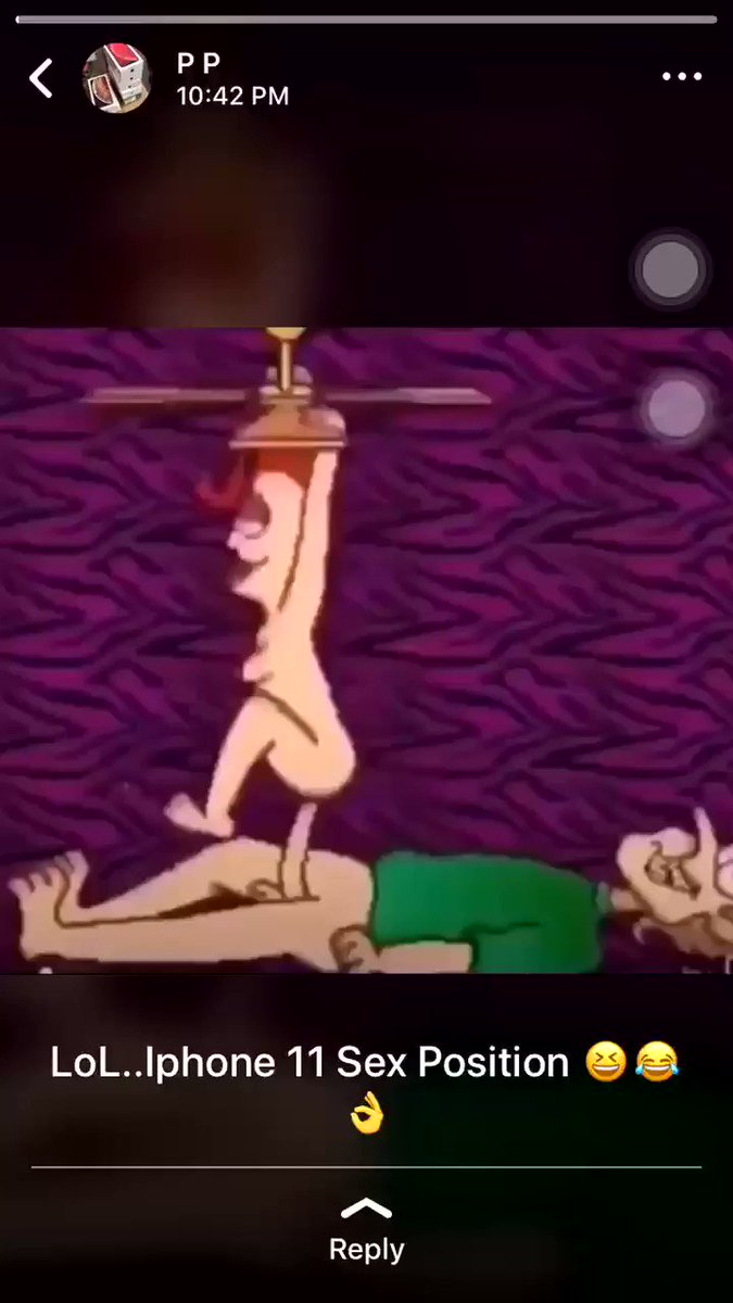 iPhone 11 sex position. If you can't do it u better use ur Itel and Infinix 😂😂😹😹😹😹