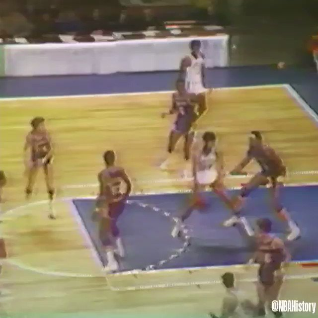 Celebrating his birthday & #NBABlockWeek... Wilt Chamberlain swats it away not once, but TWICE in one possession!