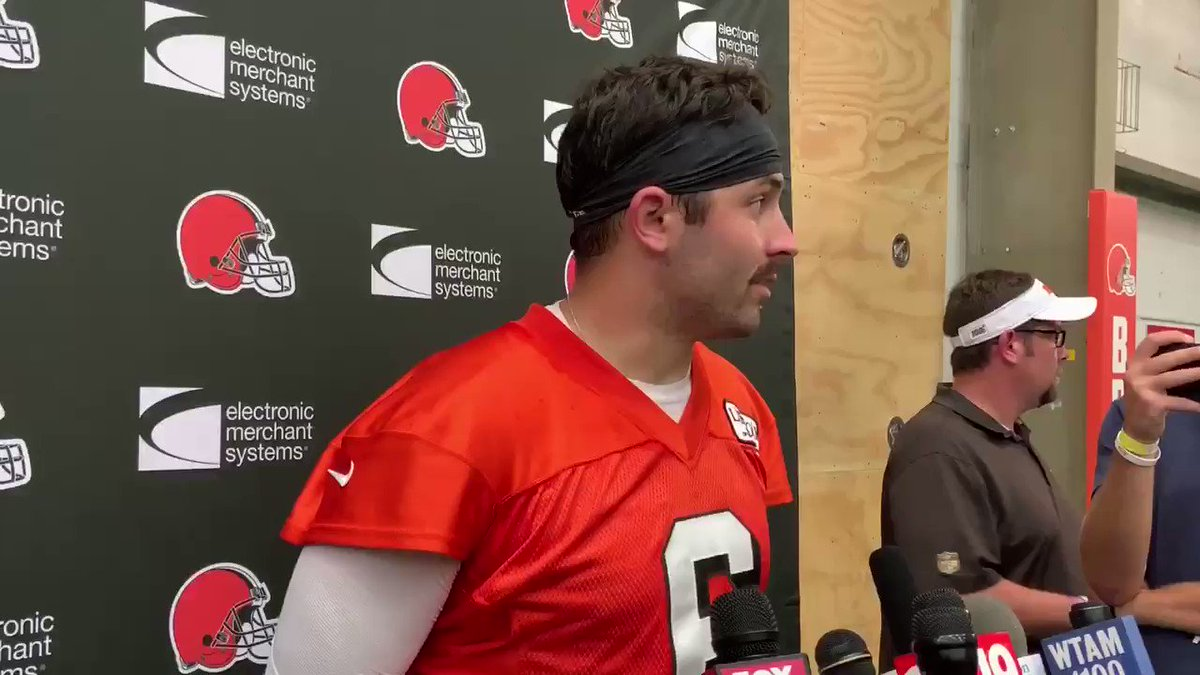 Baker Mayfield Says He Reached Out To Daniel Jones About Comments