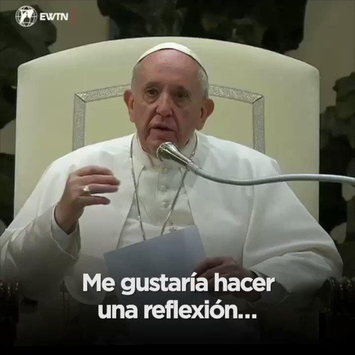 📹 VIDEO: Una niña interrumpió al Papa Francisco en la Audiencia General y esta fue su reacción. bit.ly/2ZfxqBj