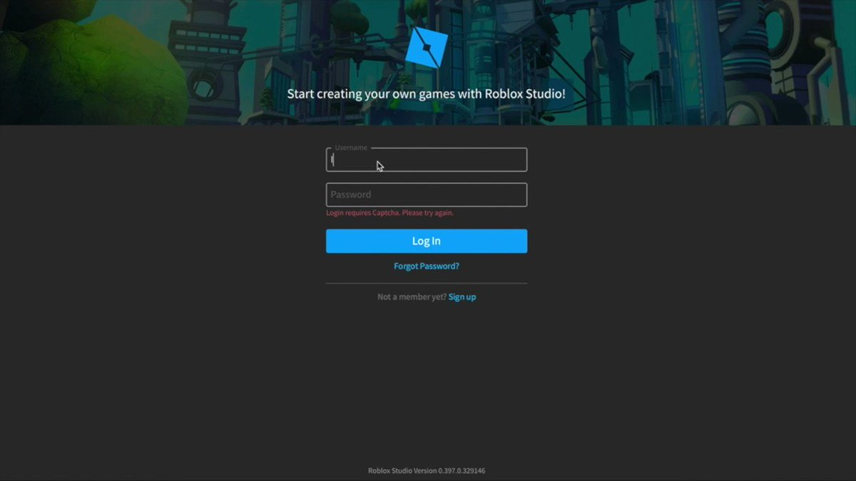 Login Roblox Studio Required Login in Studio Public Updates