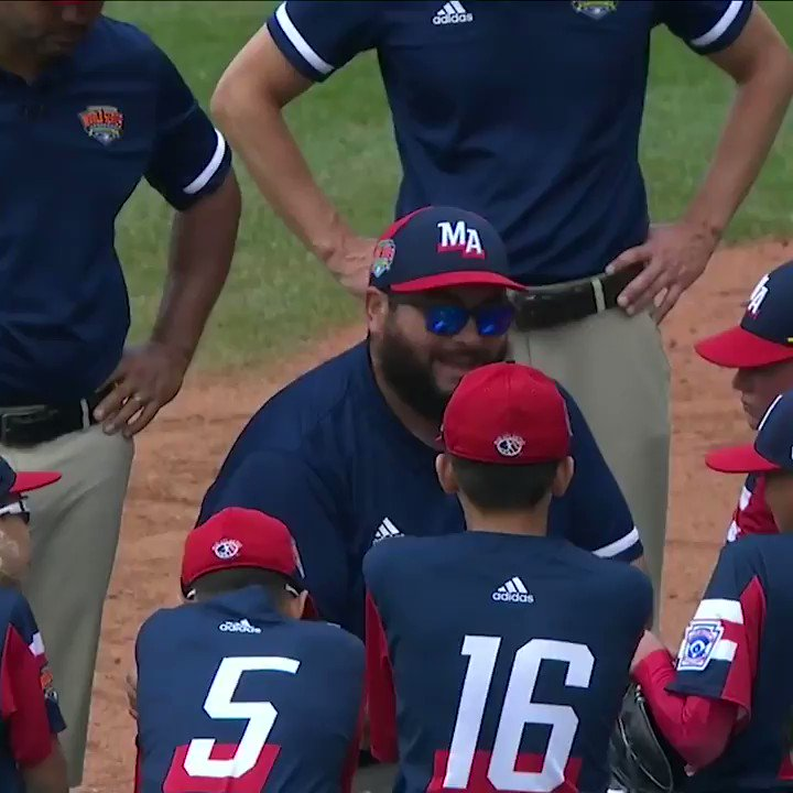 Little League World Series: Coach gives heartfelt speech after loss