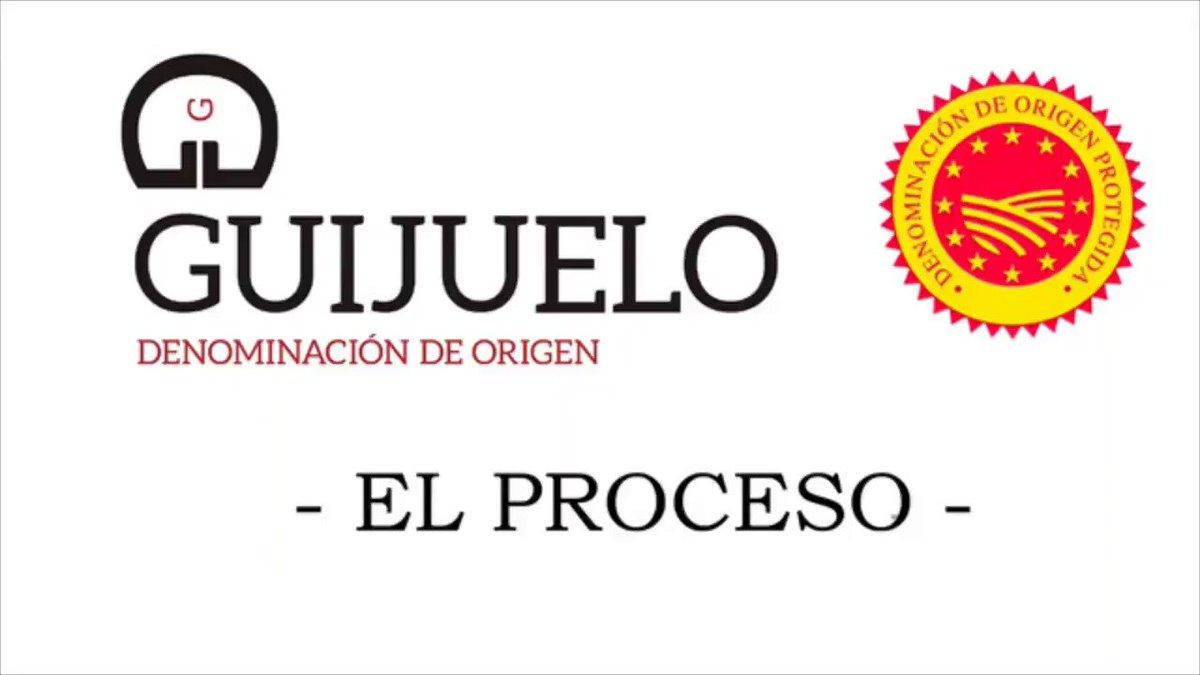 La calidad de un jamón ibérico de bellota @CRDOGuijuelo se forja en este proceso de elaboración que da como resultado un sabor insuperable 🐖😍