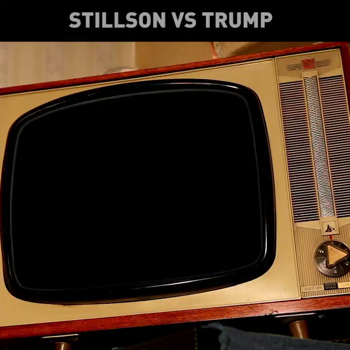 When life really imitates art: Compare these speeches. First up is @StephenKing's character, Greg Stillson. Next, President @realDonaldTrump. Full episode: apple.co/2Zocx78