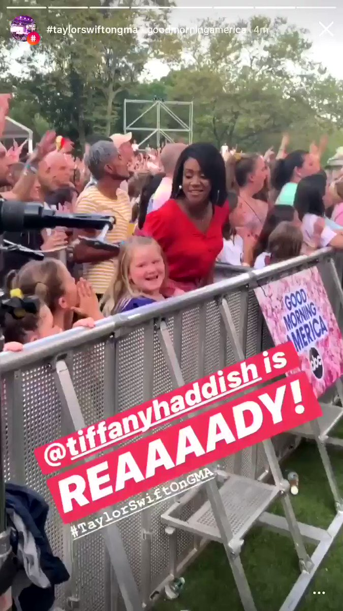 RT @angelicakyria13: Tag yourself I'm Tiffany Haddish #TaylorSwiftOnGMA https://t.co/m2qZlhNFT3