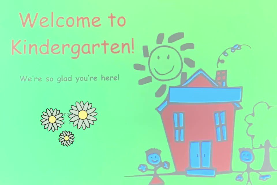 Welcome to Kindergarten #WBPandas! It's going to be a fantastic year! ❤️🐼🎉 #WeAreD34