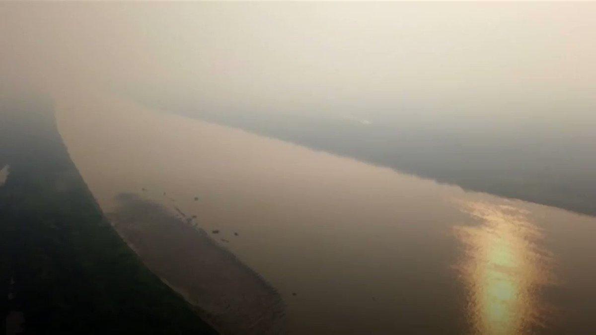 Enquanto Bolsonaro sugere que ONGs podem estar por trás de queimadas, ambientalistas alertam para gravidade da situação na Amazônia. Os incêndios na região não afetam só o Brasil, mas também são um problema para o mundo, afirma ativista. #AmazonFire