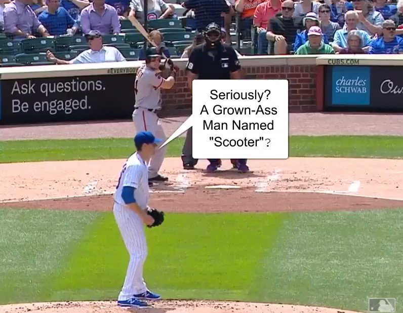 @PitchingNinja's photo on Kyle Hendricks