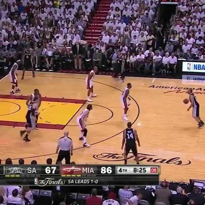 Throwing it back to one of LeBrons best blocks for #NBABlockWeek 💪